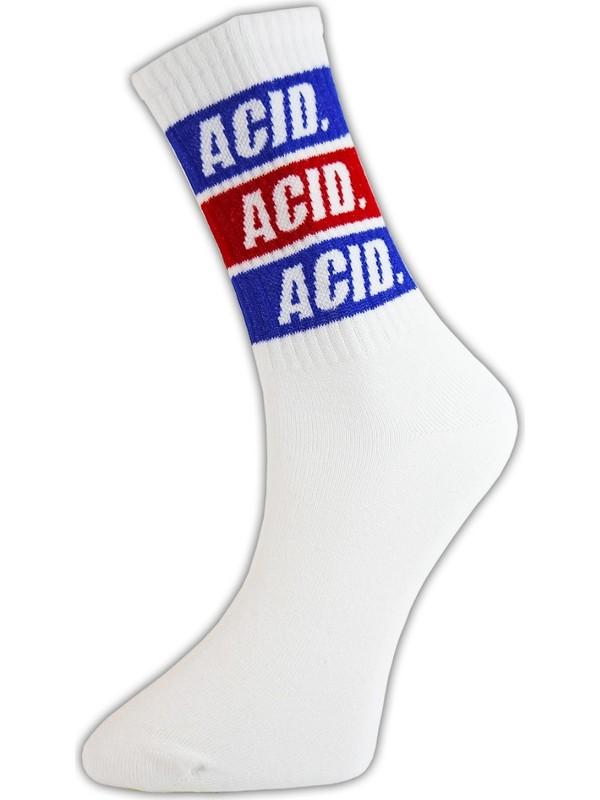 Cool Store Acid Kolej Çorap