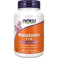 Now Melatonin 3 Mg 180 Kapsül