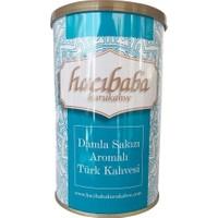Hacıbaba Damla Sakızlı Türk Kahvesi Teneke Kutu 250 gr