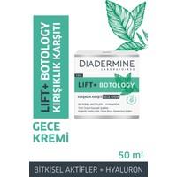 Diadermine Lift+ Botology Kırışıklık Karşıtı Gece Kremi 50 ml