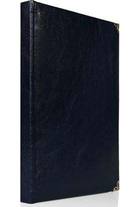 Liz Gümüş Ahşap Kaplama Günlük Ajanda 17 x 24 cm