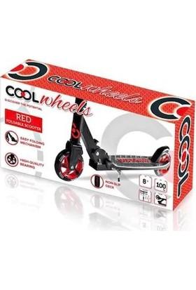 Cool Wheels 2 Tekerlekli Scooter 8+ - Pembe