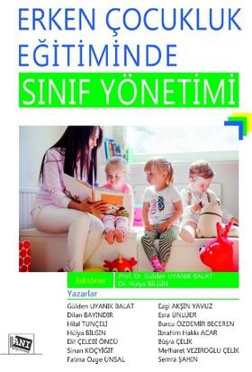 Anı Yayıncılık Erken Çocukluk Eğitiminde Sınıf Yönetimi