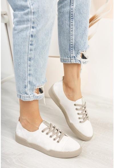 Tarçın Ayakkabı Kadın Babet TRC04-K240