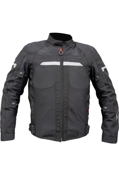 Motospartan Forte Gt Mont Inferno 2001072 Siyah 3 Katmanlı 4 Mevsim Mont Small