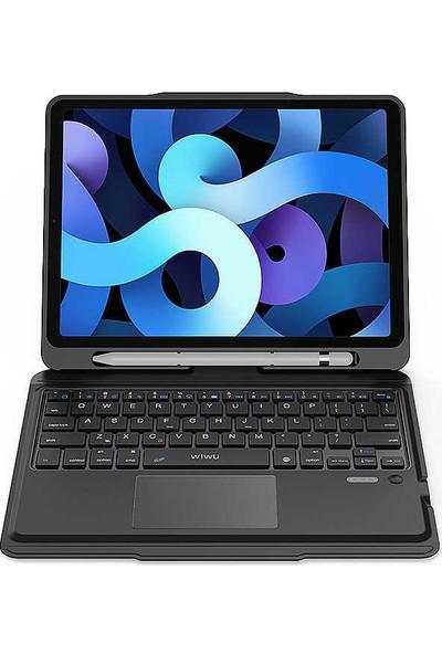 Wiwu Bros iPad 6 Air 2 Wiwu Keyboard Folio Kablosuz Klavyeli Kılıf