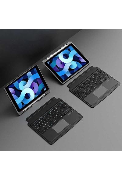 Wiwu Bros iPad Air 10.9 2020 Wiwu Keyboard Folio Kablosuz Klavyeli Kılıf