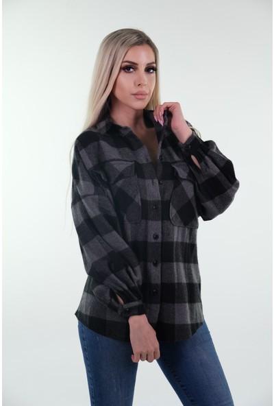 Sateen Cbc Fashion Oduncu Gömlek Ekose