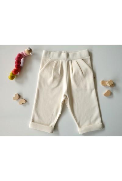Teensy Pileli Cepli Kız Pantolon