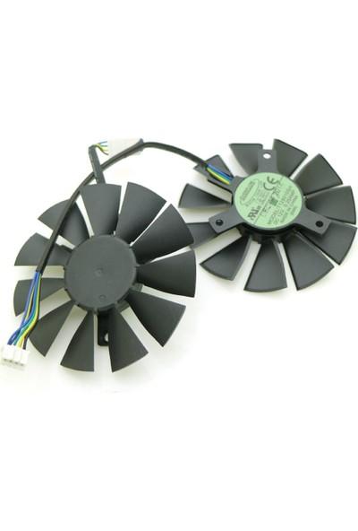 Everflow Asus Strıx GTX1050 Fan T128010SH