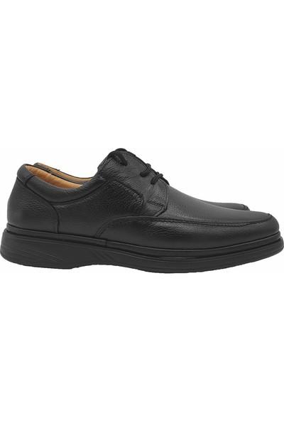 Ekinci 012 Comfort Siyah Erkek Ayakkabı