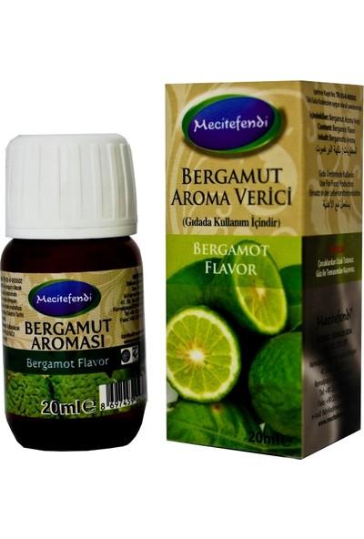 Mecitefendi Bergamot Aroması Esansı 20 ml