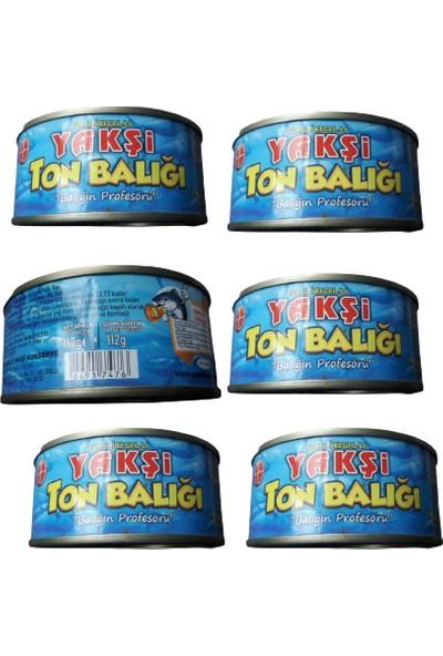 Yakşi Ton Balığı 6 x 160 gr