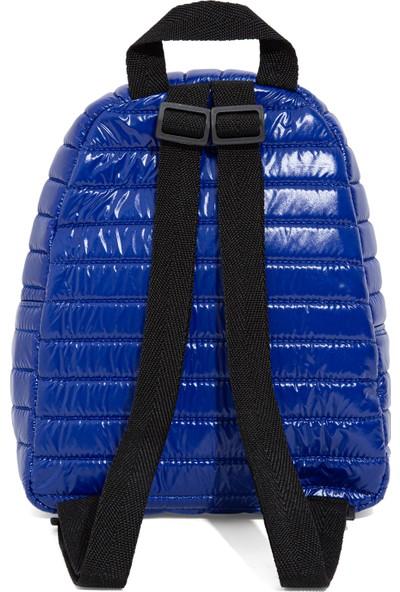 Mavi Kadın Mavi Şişme Sırt Çantası 198133-33197