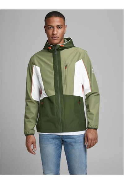 Jack & Jones 12184713 Jacket Yeşil
