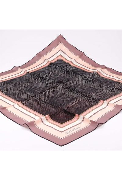 Silk Home %100 Twill Ipek Eşarp 11271-13