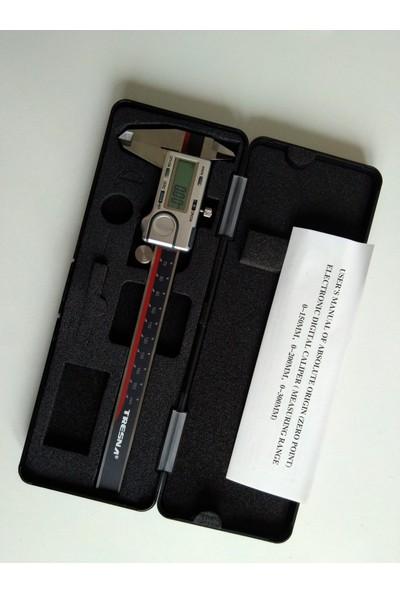 Tresna IP54 Absolute Dijital Kumpas 150 mm