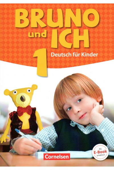 Cornelsen Yayınları Bruno Und Ich: Schulerbuch 1