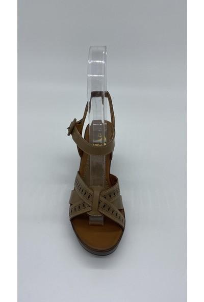 Cudo 005 Vızon Cılt Sandalet