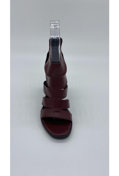 Cudo 023 Bordo Sandalet