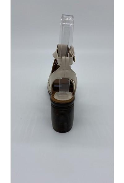 Cudo 004 Ten Cılt Sandalet