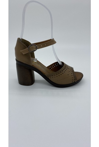 Cudo 008 Vızon Cılt Sandalet