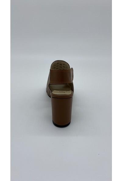 Cudo 021 Kahve Sandalet