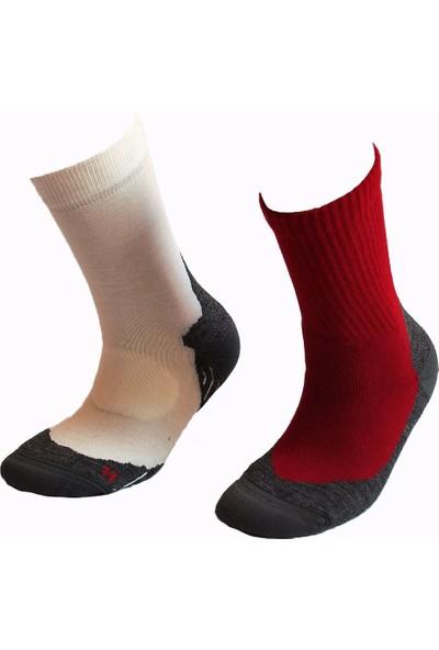 Big White Pekın Outdoor Yürüyüş Çorabı ( 2 Çift)