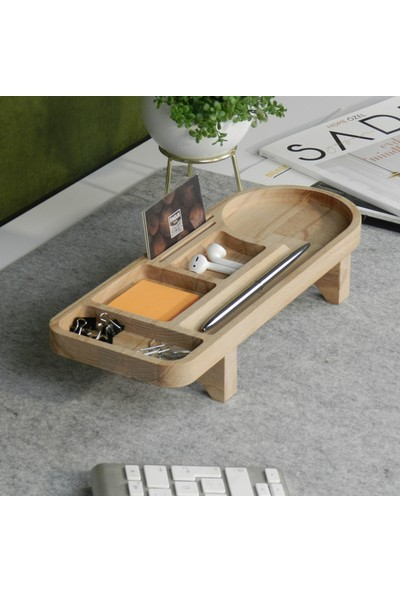 Fagus Wood Mini Tender Masa Düzenleyici