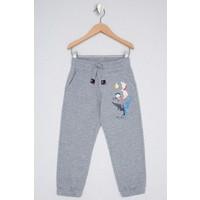 U.S. Polo Assn. Erkek Çocuk Gri Örme Pantolon 50238336-VR086