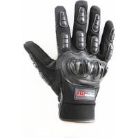 Forte Gt 10 Korumalı 3D Siyah Eldiven Medium