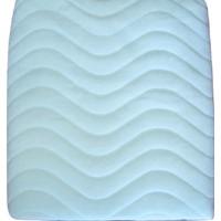 Ata Exclusive Fabrics 5 Katlı Yıkanabilir, Emici ve Sıvı Geçirmez Köpek Çiş Pedi 75 x 90 cm Polyester