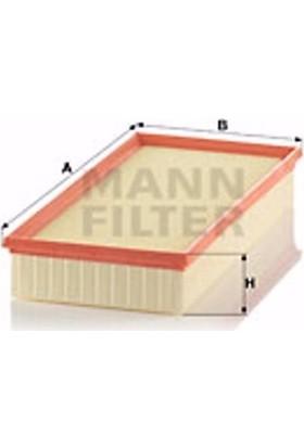 Mann Vw Touareg 3.2 V6 2002-2010 Mann-Filter Hava Filtresi