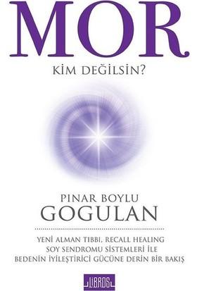 Pınar Boylu Gogulan 3'lü Kitap Seti (Siyah, Mor, Lacivert)