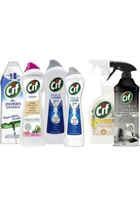 Cif Temizlik Paketi 6'lı Paket