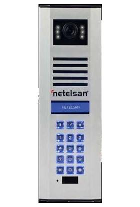 Netelsan Kameralı Digital X-Small Zil Paneli M.U.PXL.00109