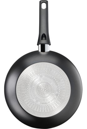 'Tefal Titanyum 3X Ultimate One İndüksiyon Tabanlı 28 cm Wok Tava - 2100116323
