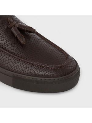 Aldo Como-Tr Ayakkabı Oxford&loafer - Kahve