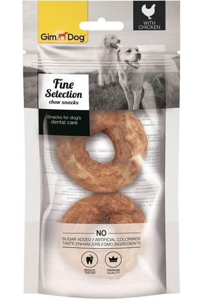 Gimdog Fine Selection Donuts Tavuklu Köpek Ödülü 40 gr Idili