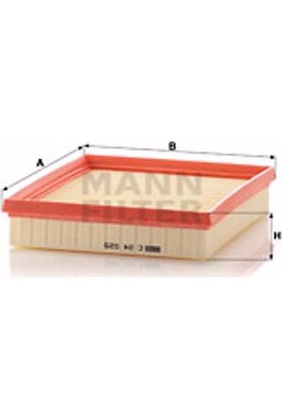 Mann Bmw 3 318 I 2011-2018 Mann-Filter Hava Filtresi