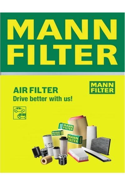 Mann Bmw 6 Gran 640 D 2012-2018 Mann-Filter Hava Filtresi