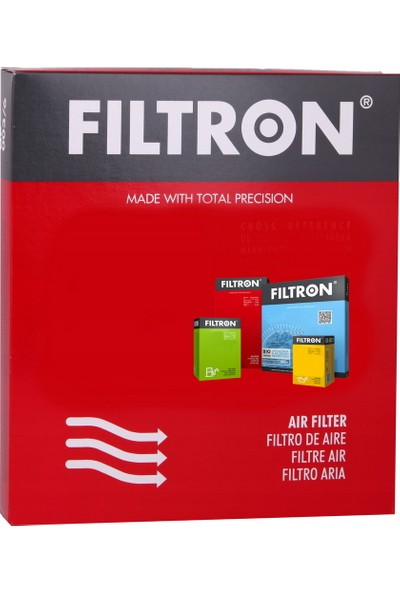Filtron Vw Beetle Cabrio 1.2 Tsi 16V 2011-2016 Filtron Hava Filtresi