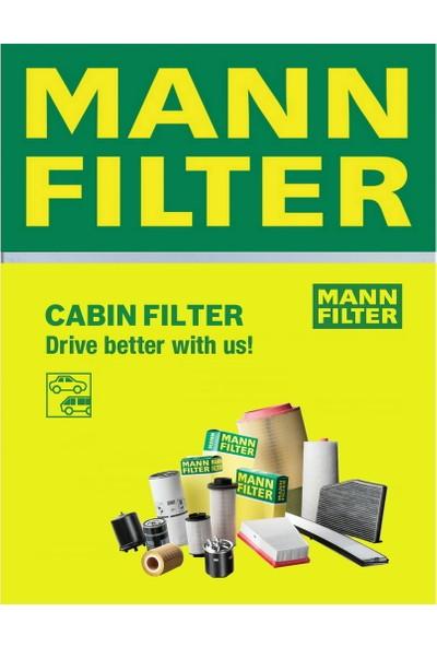 Mann Citroen C3 Iı 1.2 Thp 110 2009-2016 Polen Filtresi