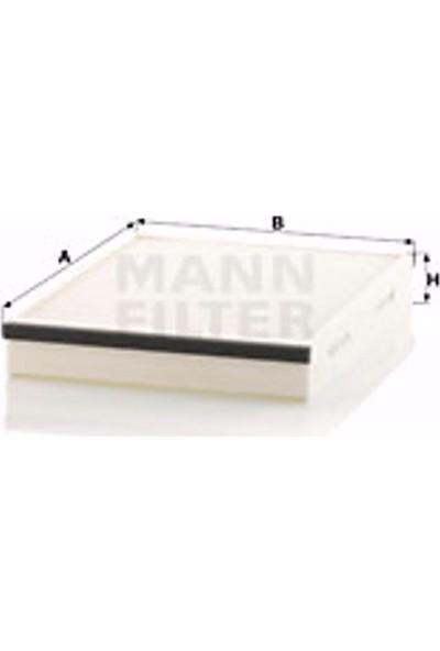 Mann Ford Focus Iıı 2.0 Tdci 2010-2019 Polen Filtresi
