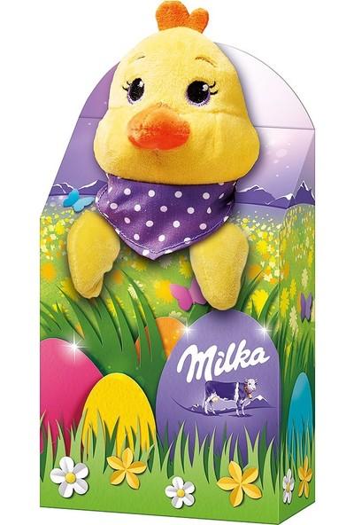 Milka Magic Mix Peluş Paskalya 3 Farklı Çikolata 96 gr