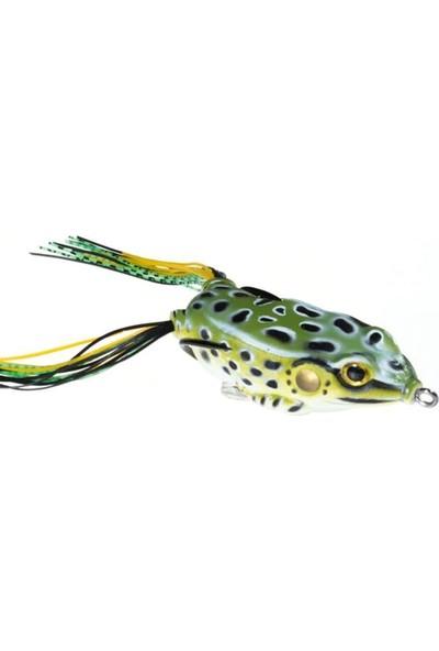 Jaxon Magic Frog 7cm Kauçuk Kurbağa Silikon Yem