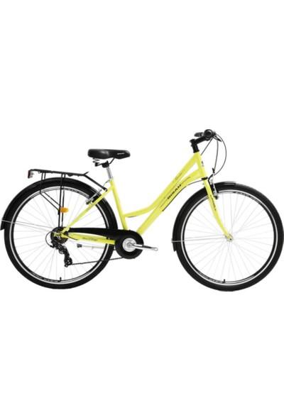 "Bisan Smile 26"" Jant 48 cm Kadro 7 Vites Kadın Şehir Bisikleti"