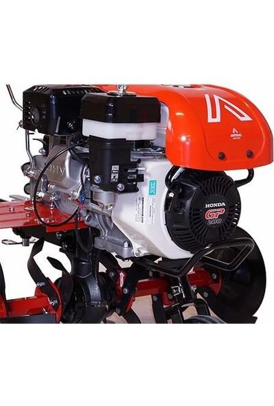 Antrac Honda Gp 200 Ipli Benzinli Çapa Makinesi 6,5 Hp