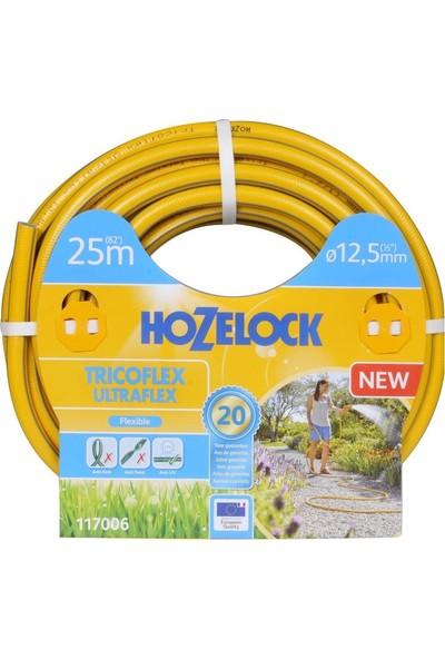 "Hozelock 117006 25 M 1/2"" Trıcoflex Ultraflex Hortum"