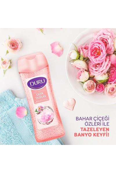 Emotion Natural Bloom Kadın Deo 150 ml + Duru Çiçek Tazeliği Duş Jeli 450ML/SET 6 Parça